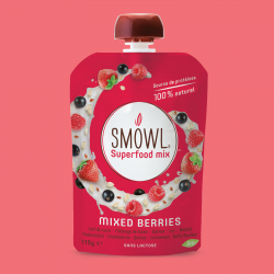 SMOWL MIXED BERRIES