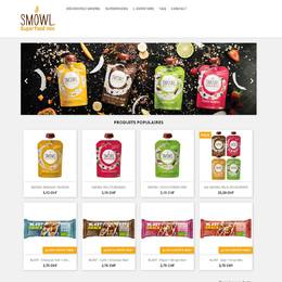 New webshop is LIVE!  Discover our new selection of organic nut bars. ⛔️no palm oil 🌱vegan ✔️naturally gluten free shop.smowl.ch Free delivery as of 50chf